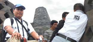 Wisata Pelatihan di Borubudur