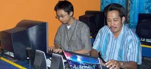 Pelatihan Desain Web dan Web Programming 10