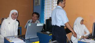 Pelatihan Komputer Akuntansi dan Pelatihan SEM