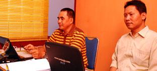 Pelatihan Web Design dan Konsultasi Pengembangan eGovernmen