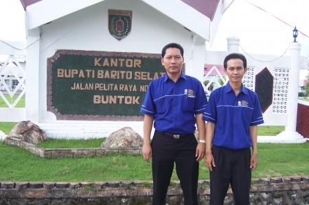 Buntok Barito Selatan November 2007