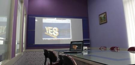 Gedung YES dan Infratsruktur Pendukung