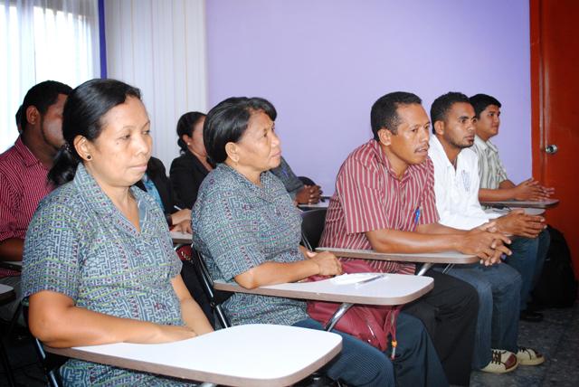 pembukaan pelatihan SDM & TI Yogya Executive School