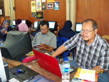 diklat pembuatan media pembelajaran berbasis multimedia 3