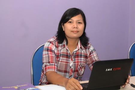 Peserta Pelatihan Pemrograman SIMPEG dari BKD Kabupaten Barito Timur