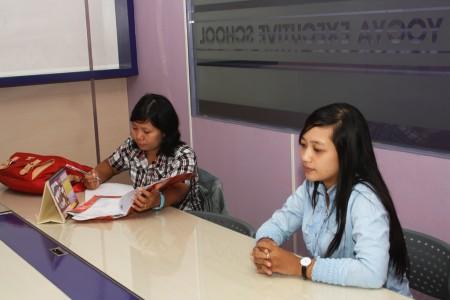 Pelatihan Pemrograman SIMPEG Berbasis Web dari BKD Kabupaten Barito Timur