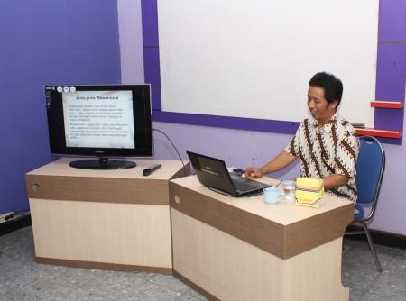 pelatihan jurnalistik web