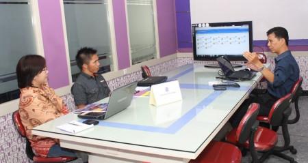 pelatihan pemrograman simpeg berbasis web
