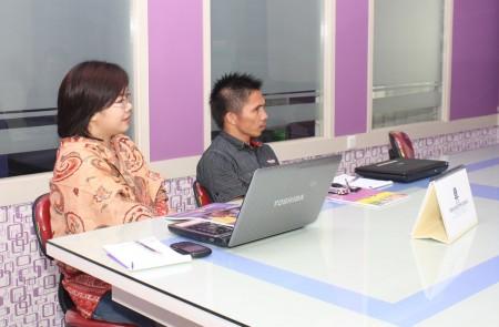 pelatihan pemrograman simpeg berbasis web tingkat 1