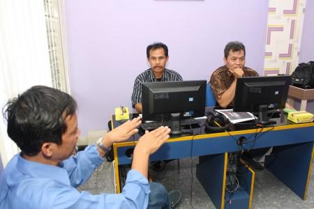 pelatihan penulisan naskah video