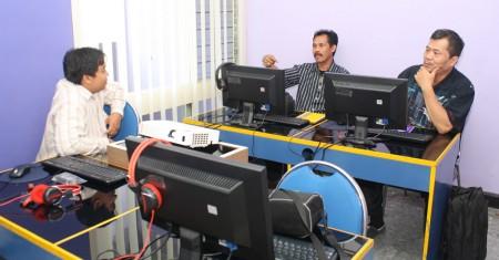 pelatihan video editing dinas pendidikan kalimantan timur