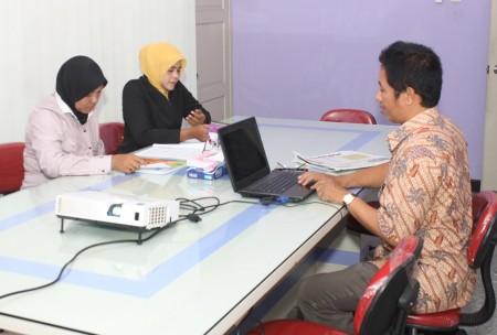 Pelatihan Kehumasan dan Media Informasi