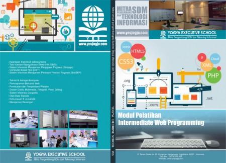 Pelatihan Teknologi Informasi Web Programming Tingkat Menengah