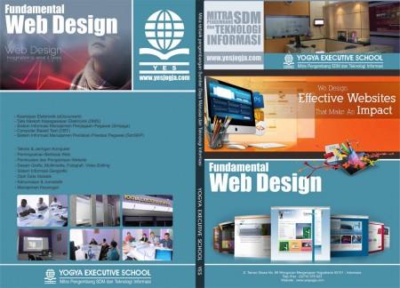 Pelatihan Web Design Tingkat Dasar