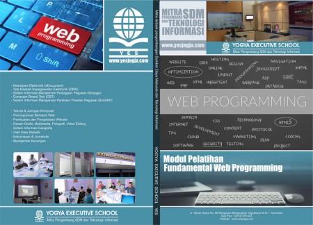Pelatihan Web Programming Tingkat Dasar