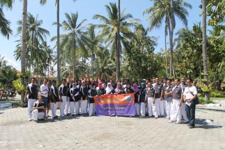 Outbond Training Manajemen Kepemimpinan Politeknik Negeri Jember