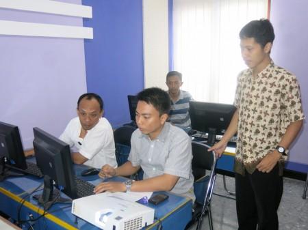 Pelatihan DMS (Document Management System) Kearsipan elektronik instansi pemerinatah