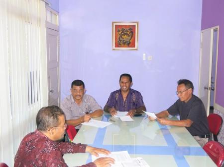 Pelatihan Manajemen Keuangan Politeknik Negeri Kupang