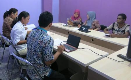 Pelatihan Kearsipan Elektronik Data Pegawai
