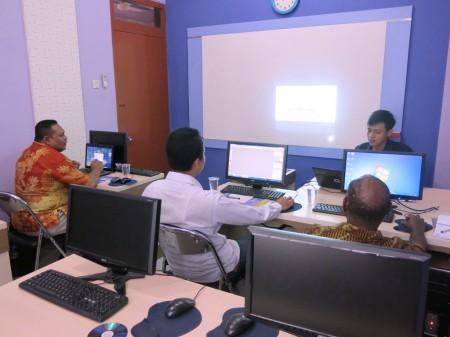 Peserta Pelatihan Multimedia Interaktif