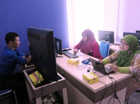 Pelatihan Kearsipan Elektronik