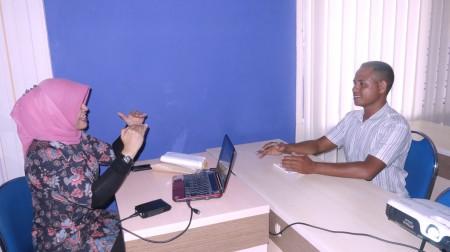 Pelatihan Logistic Management di YES Jogja