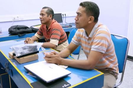 Pelatihan Jaringan MikroTik PDE Kabupaten Sumba Timur