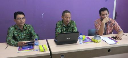Pelatihan SKP Elektronik dari Kabupaten Kapuas Hulu