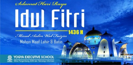 Idul Fitri 1436 H - Yes