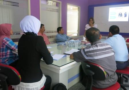 Pengembangan SDM - Pelatihan Kepemimpinan dan Pengembangan Pribadi