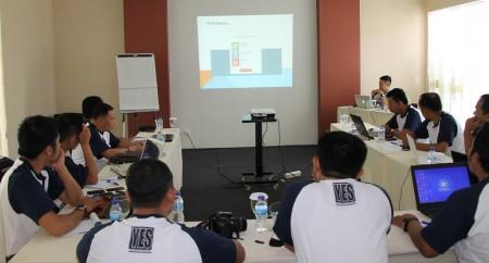 Pelatihan Sistem Informasi Manajemen Sasaran Kerja Pegawai (SIM-SKP) berbasis web