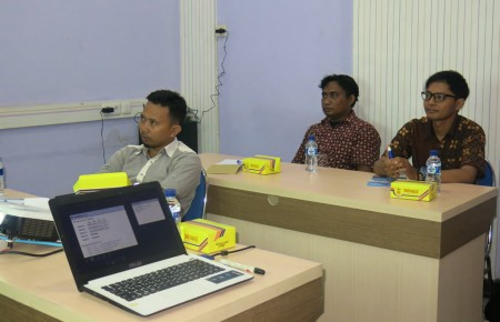 Pelatihan Jaringan Komputer berbasis Windows
