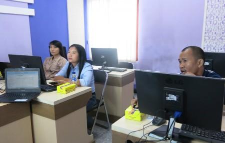Pelatihan Sasaran Kerja Pegawai (SKP) Elektronik