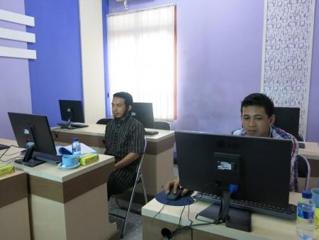 Pelatihan Document Management System (DMS) dari BKD Kabupaten Sambas