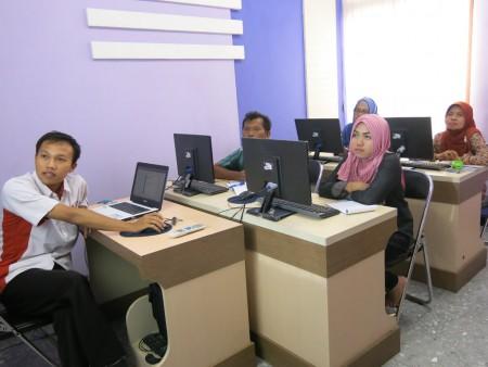 Pelatihan Komputerisasi Kearsipan E-Filing