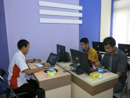 Pelatihan Web Programming Tingkat Lanjut