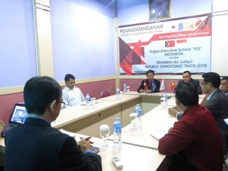 Mr. Ivo Valente Ministério da Justiça Republic Democratic Timor Leste
