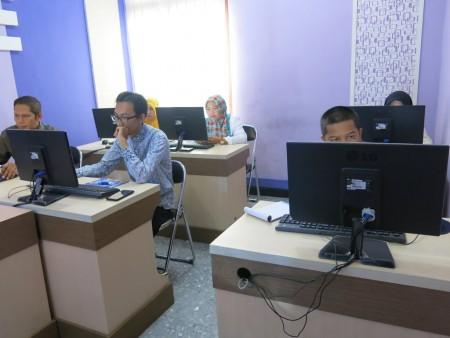 Pelatihan Dokumen Manajemen Sistem ( Kearsipan Elektronik )