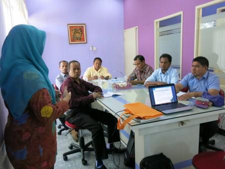 Pelatihan Manajemen Strategi