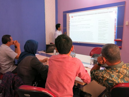 Pelatihan Teknologi Informasi Jurnalistik Web