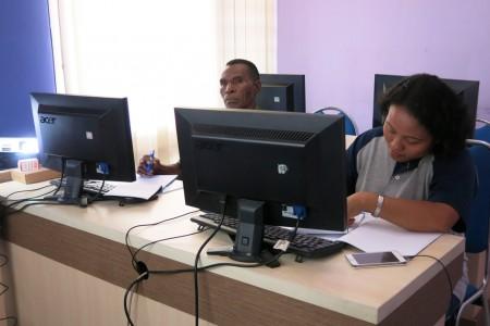 Pelatihan Kearsipan Elektronik (e - Filing)
