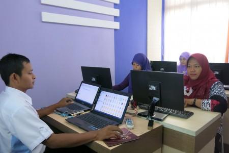 Pelatihan Teknologi Informasi Web Desain