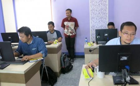Pelatihan Komputerisasi Kearsipan Elektronik (e-Filing)