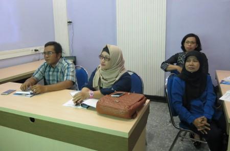 Pelatihan Teknologi Informasi Dinas Komunikasi Dan Informatika (DISKOMINFO) Kabupaten Barito Selatan Provinsi Kalimantan Tengah Maret 2017