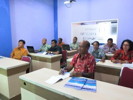 Pelatihan e-Government Sekretariat Majelis Rakyat Papua (MRP)- Provinsi Papua