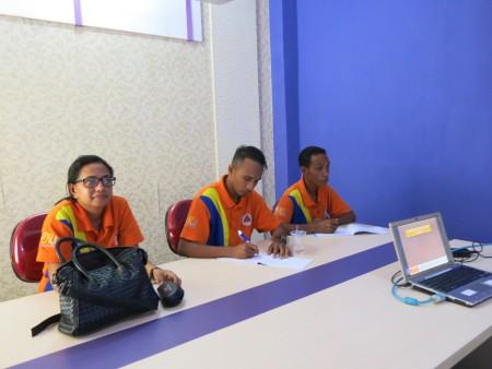 Pelatihan Pengolahan Data Statistik Pariwisata Ministério do Turismo Arte e Cultura (MTAC) República Democrática de Timor-Leste Mei 2017