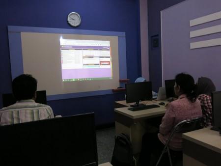 Pelatihan e-Government Sistem Penjadwalan Program dan Kegiatan Elektronik (e-Scheduling) Juli 2017