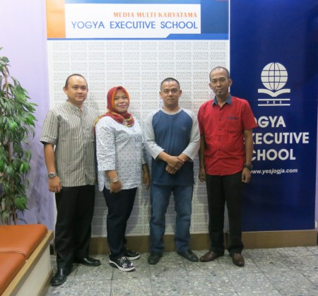 Pelatihan Teknologi Informasi Kabupaten Belitung September 2017