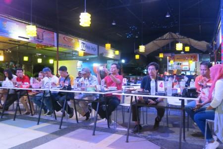 "Acara Malam Keakraban Peserta Pelatihan Teknologi Informasi Yogya Executive School ""YES"" Oktober 2017"
