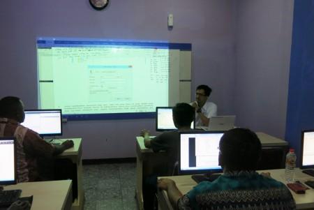 Pelatihan Administrator Jaringan Komputer Windows Server Badan Kepegawaian Daerah (BKD) Provinsi Papua Barat September 2017
